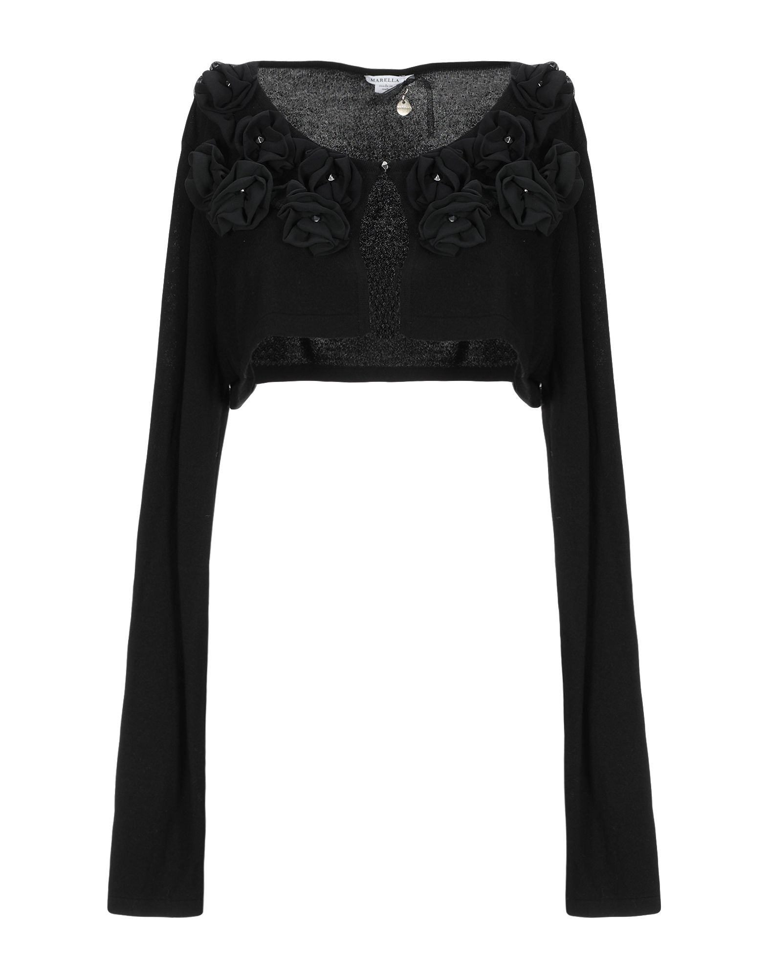Болеро  - Черный цвет