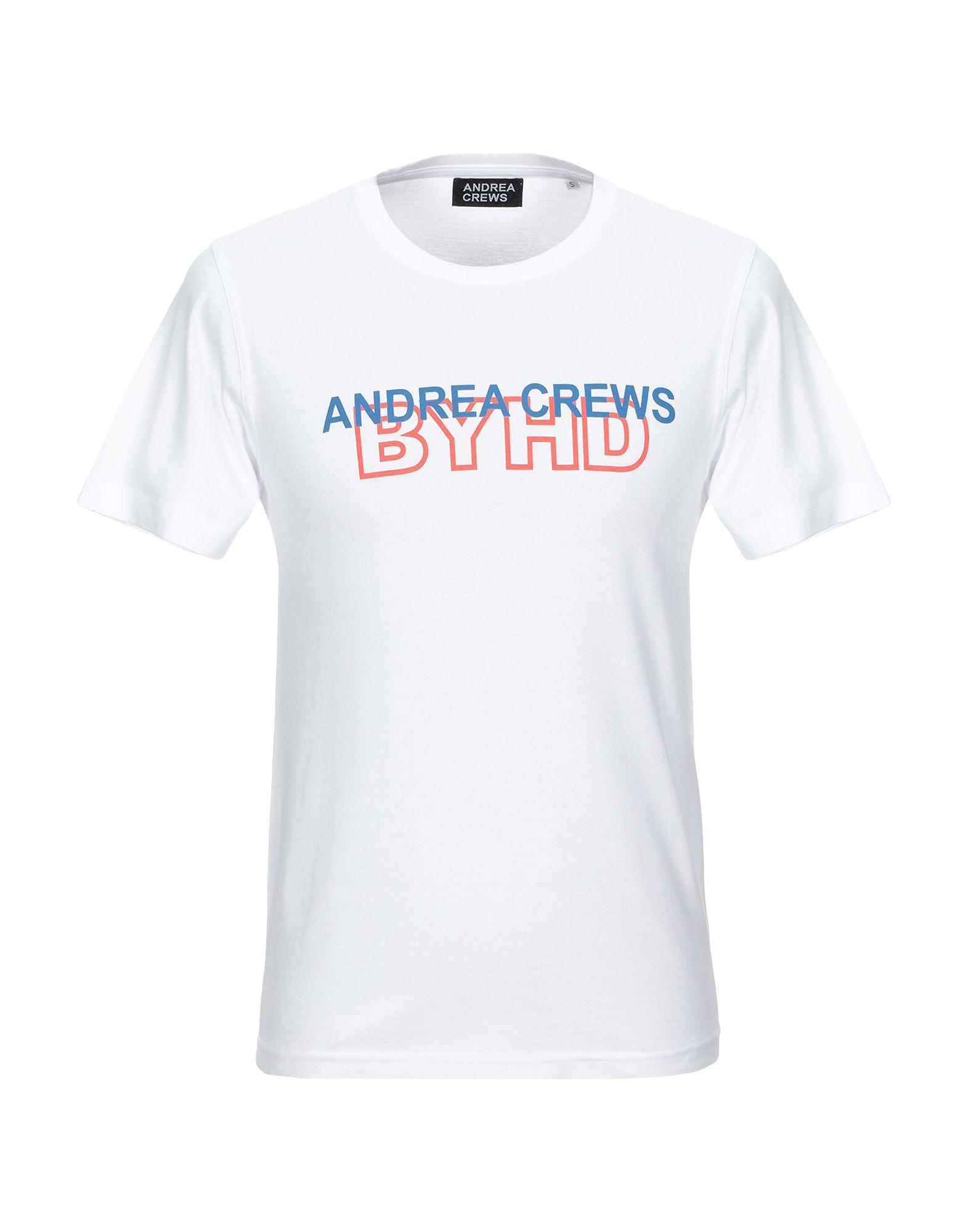 ANDREA CREWS Футболка andrea crews куртка