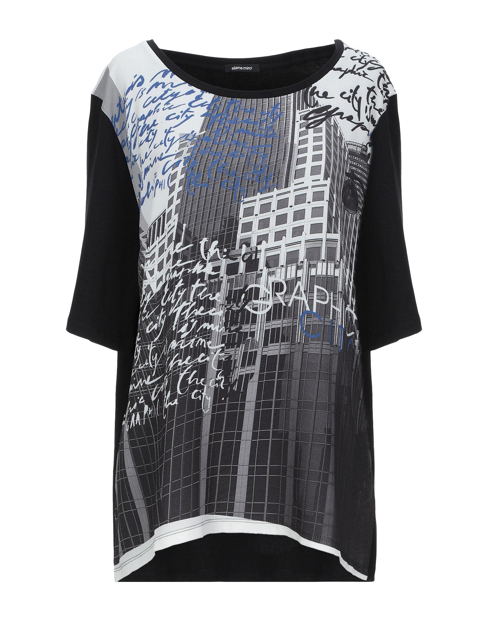 ELENA MIRO' Футболка рубашка блузка for me elena miro рубашка блузка