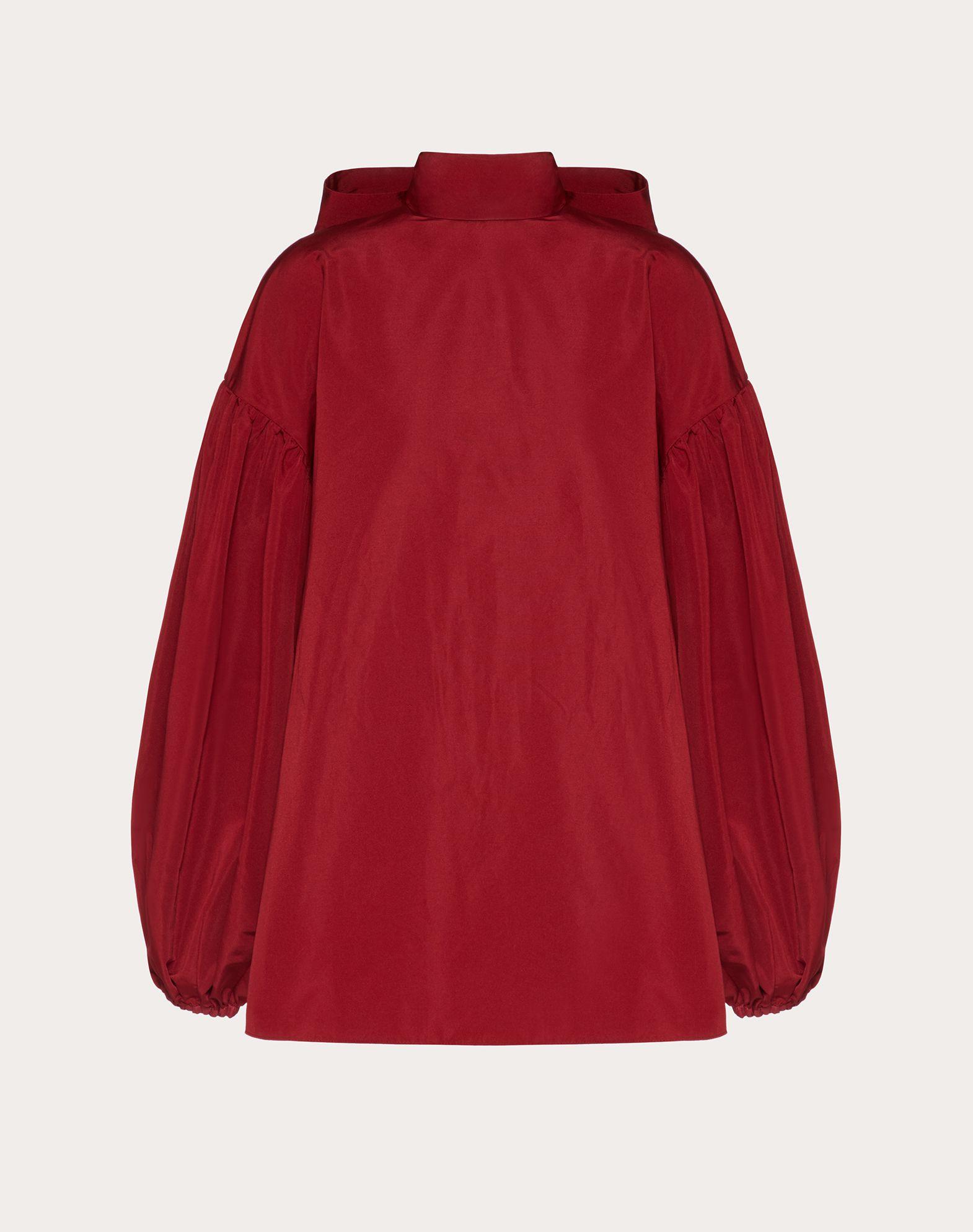 Kleid aus Micro Faille