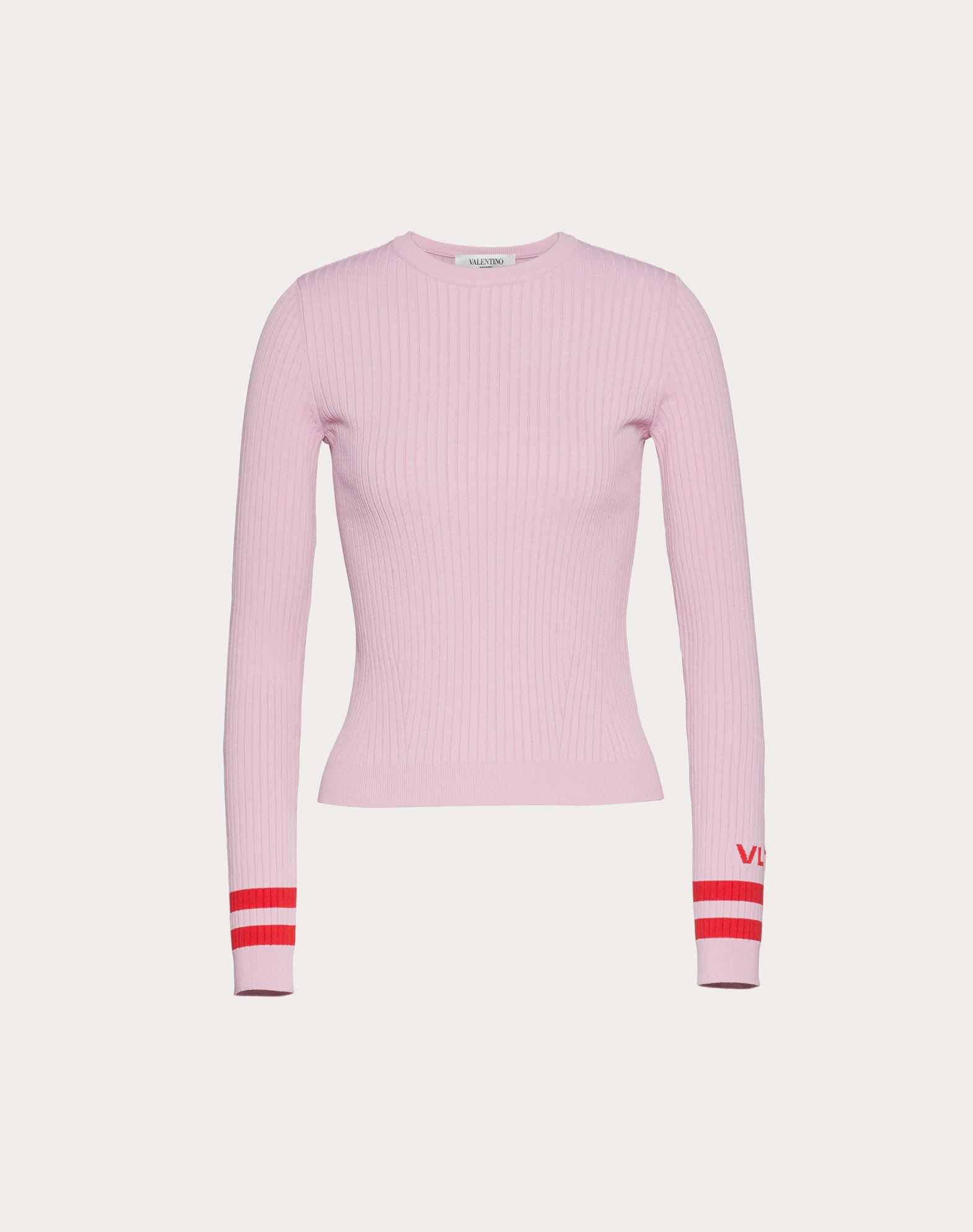 VLTN Stretch-Viscose Jumper