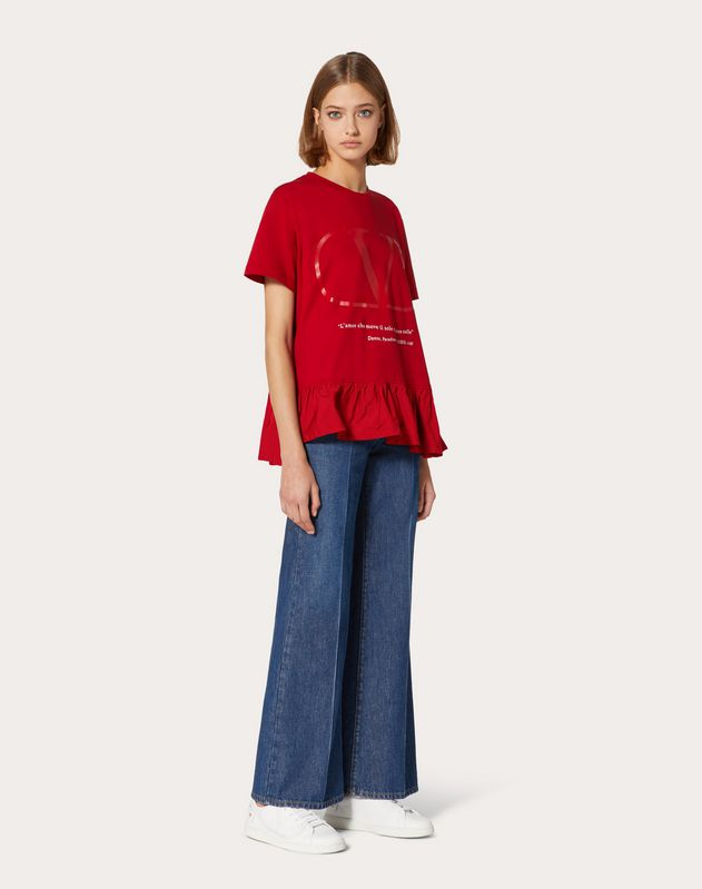 T-shirt VALENTINO LOVE LAB
