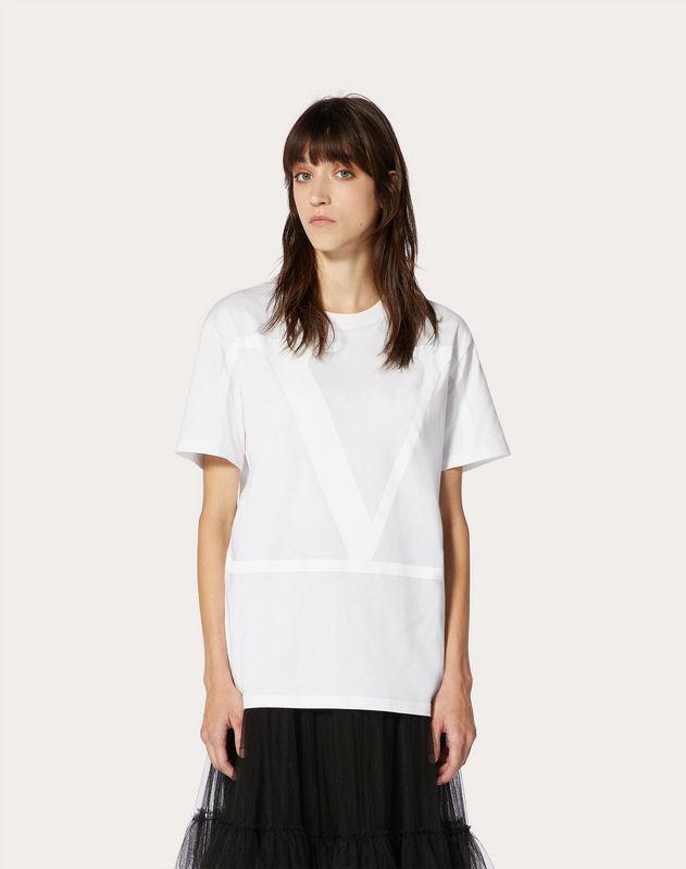 T-shirt imprimé VLOGO