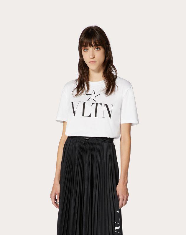 VLTNSTAR 프린트 티셔츠