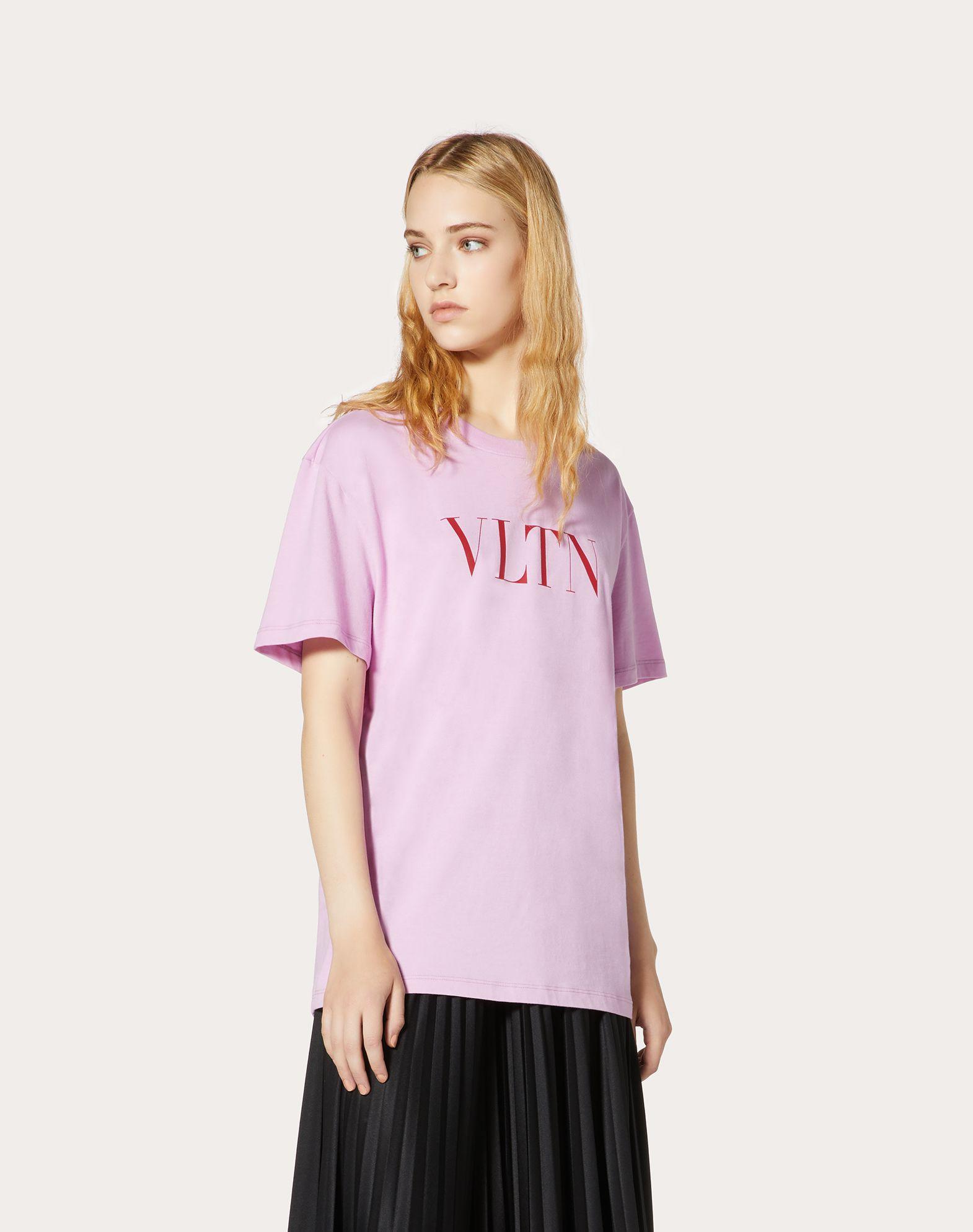 T-shirt stampata VLTN