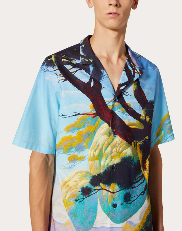 FLOATING ISLAND SHORT-SLEEVED SHIRT