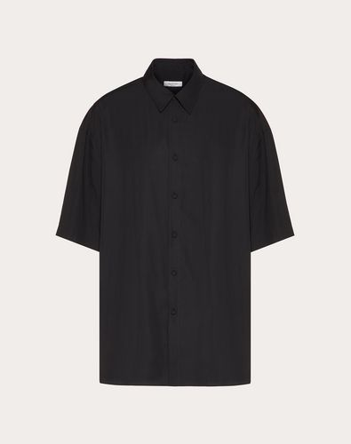 COLLECTION BLACK LYCRA SHIRT