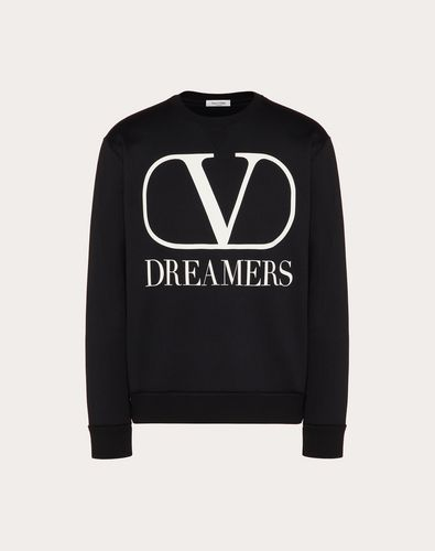 SWEAT-SHIRT IMPRIMÉ VLOGO DREAMERS
