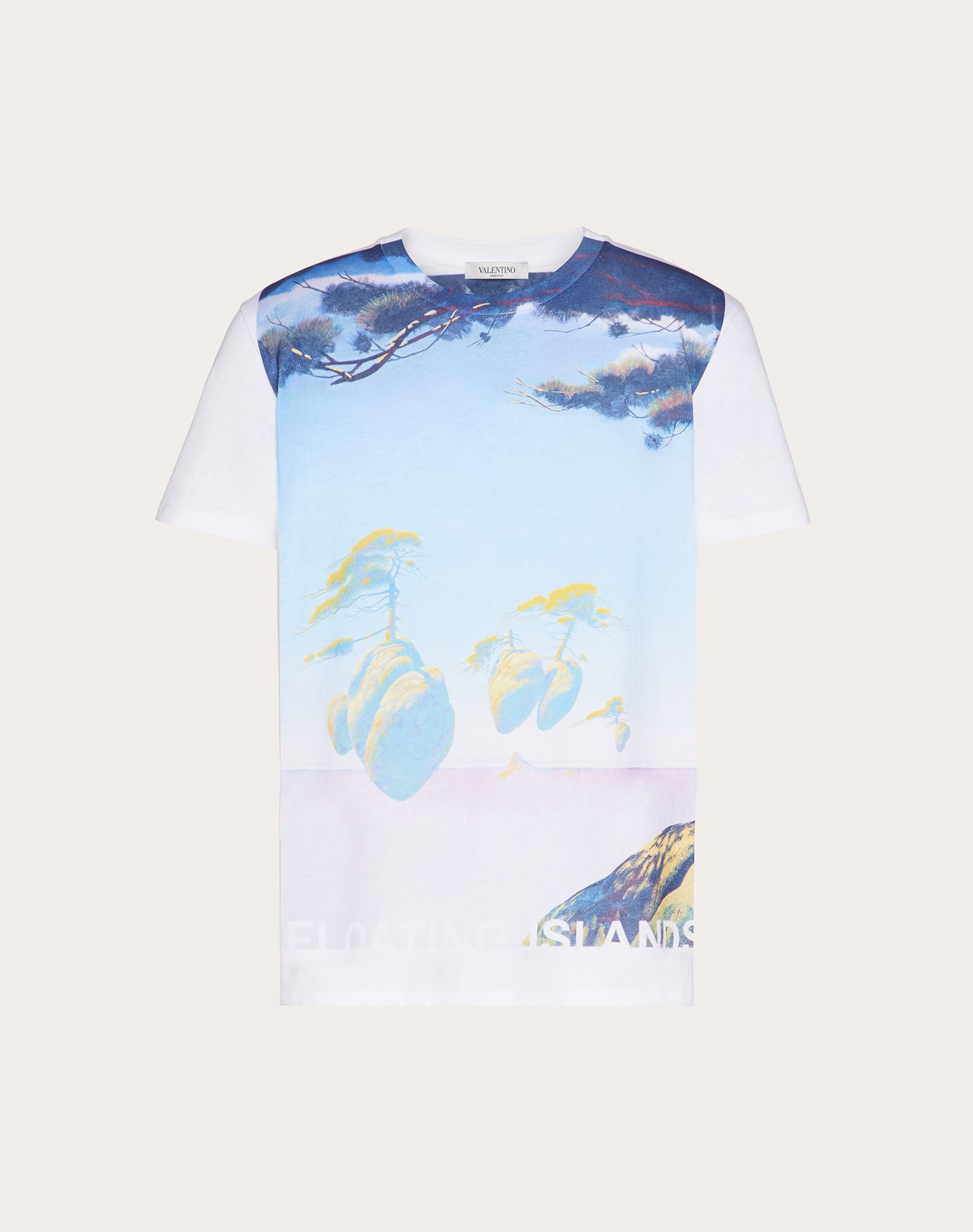 T-SHIRT STAMPA ROGER DEAN