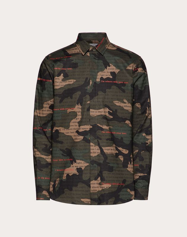 CHEMISE CAMOULOVE