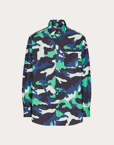navy camo/green