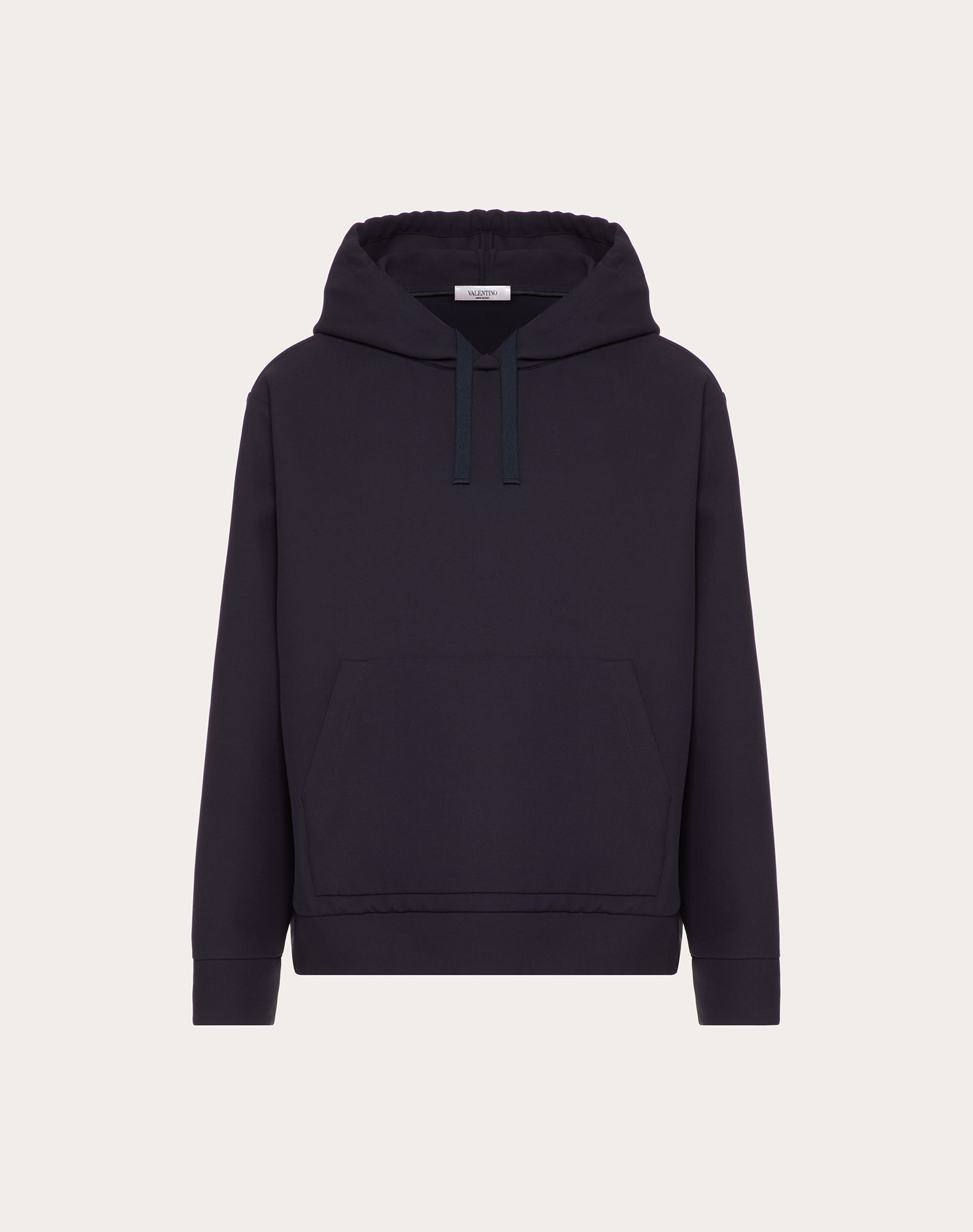 HOODED JUMPER