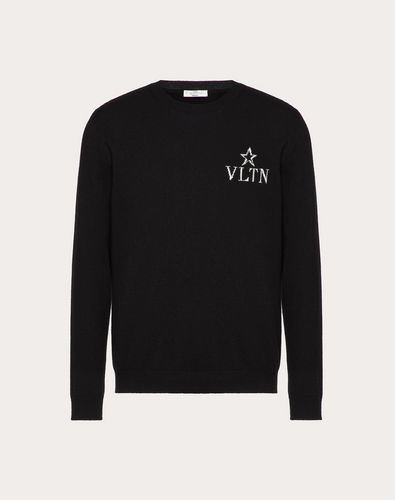 VLTNSTAR CREW-NECK JUMPER