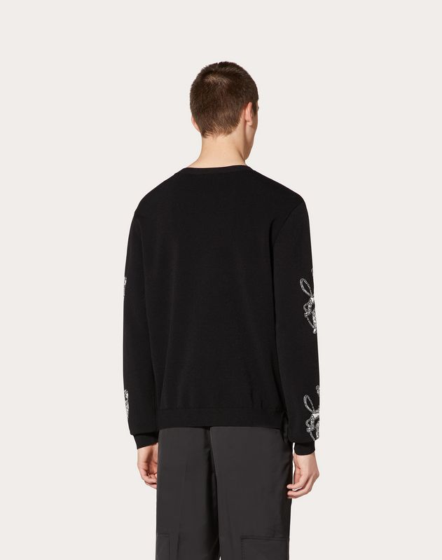 INFINITE CITY CREW-NECK SWEATER