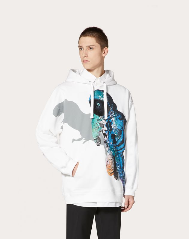 INFINITE CITY HOODED SWEATSHIRT