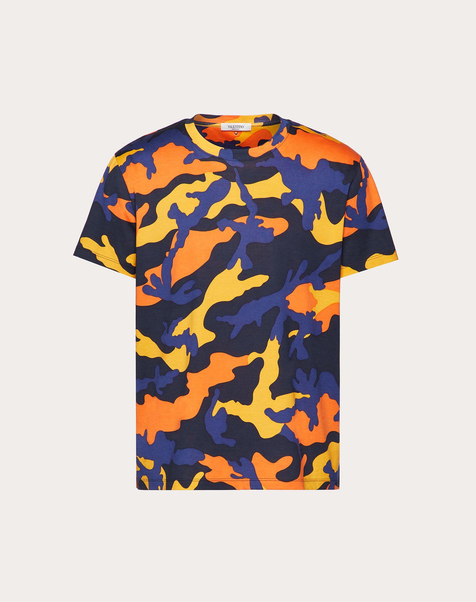 카무플라주 티셔츠