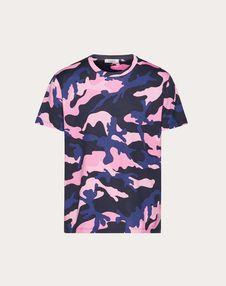 camo navy/rosa