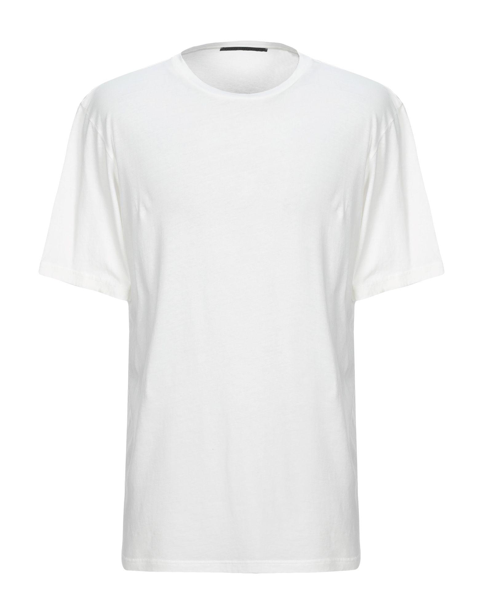 《セール開催中》HAIDER ACKERMANN メンズ T シャツ ホワイト XS コットン 100%