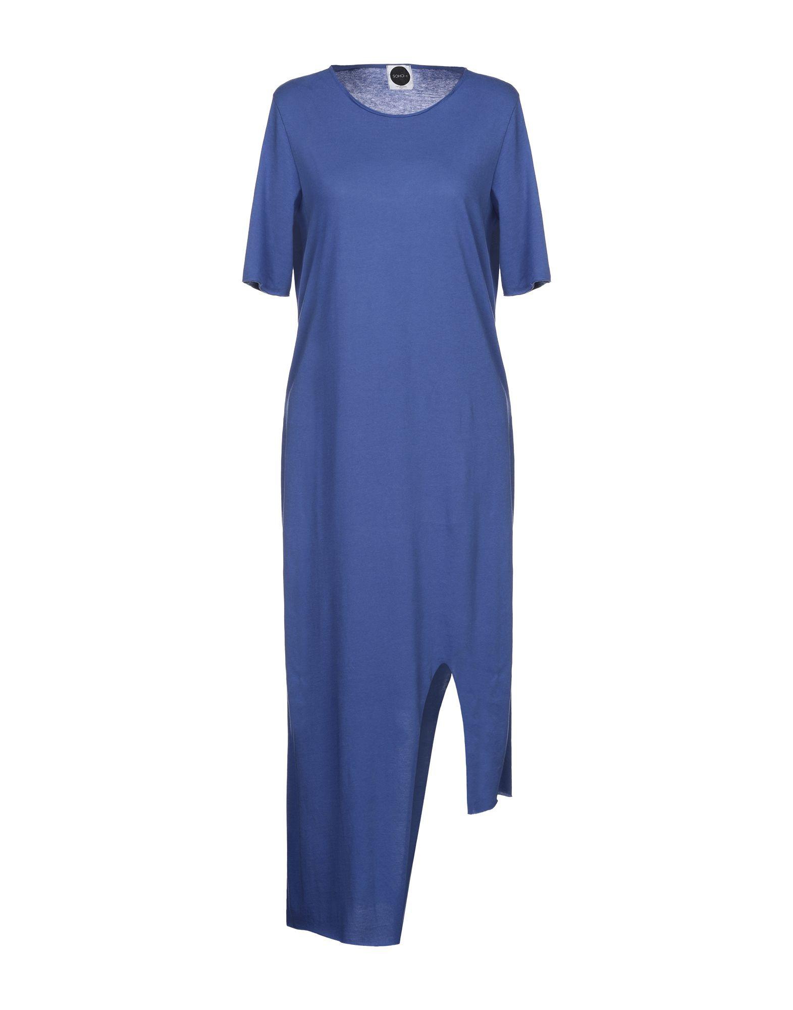 Фото - SOHO-T Платье длиной 3/4 платье madam t madam t mp002xw1hf72