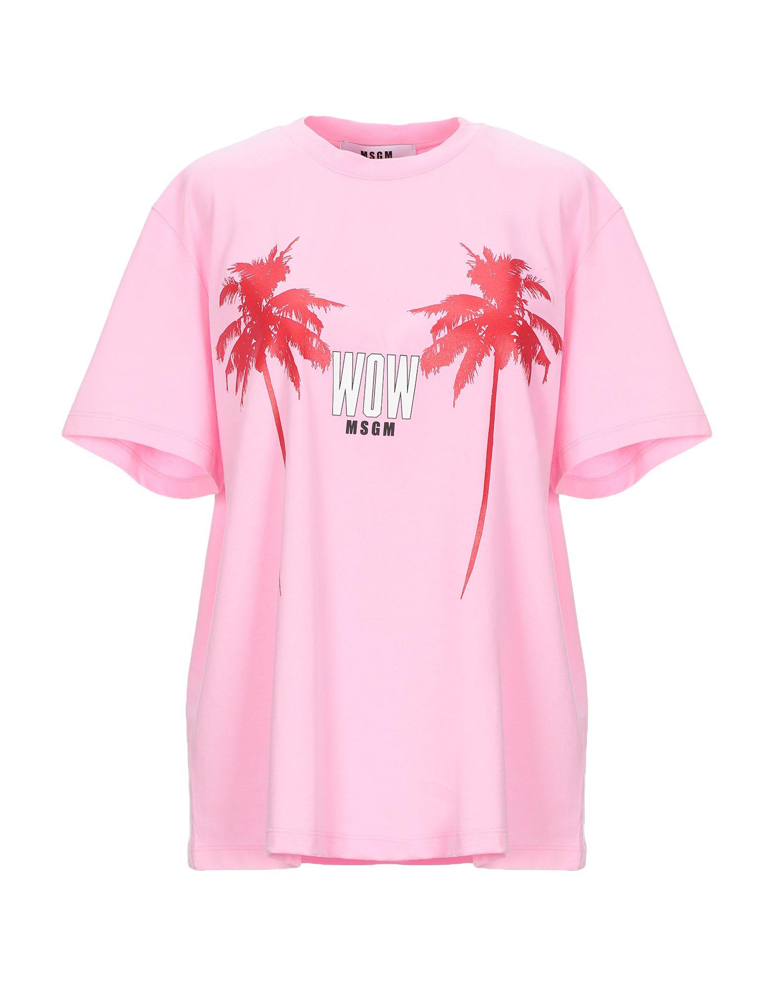 MSGM 티셔츠 - Item 12393146