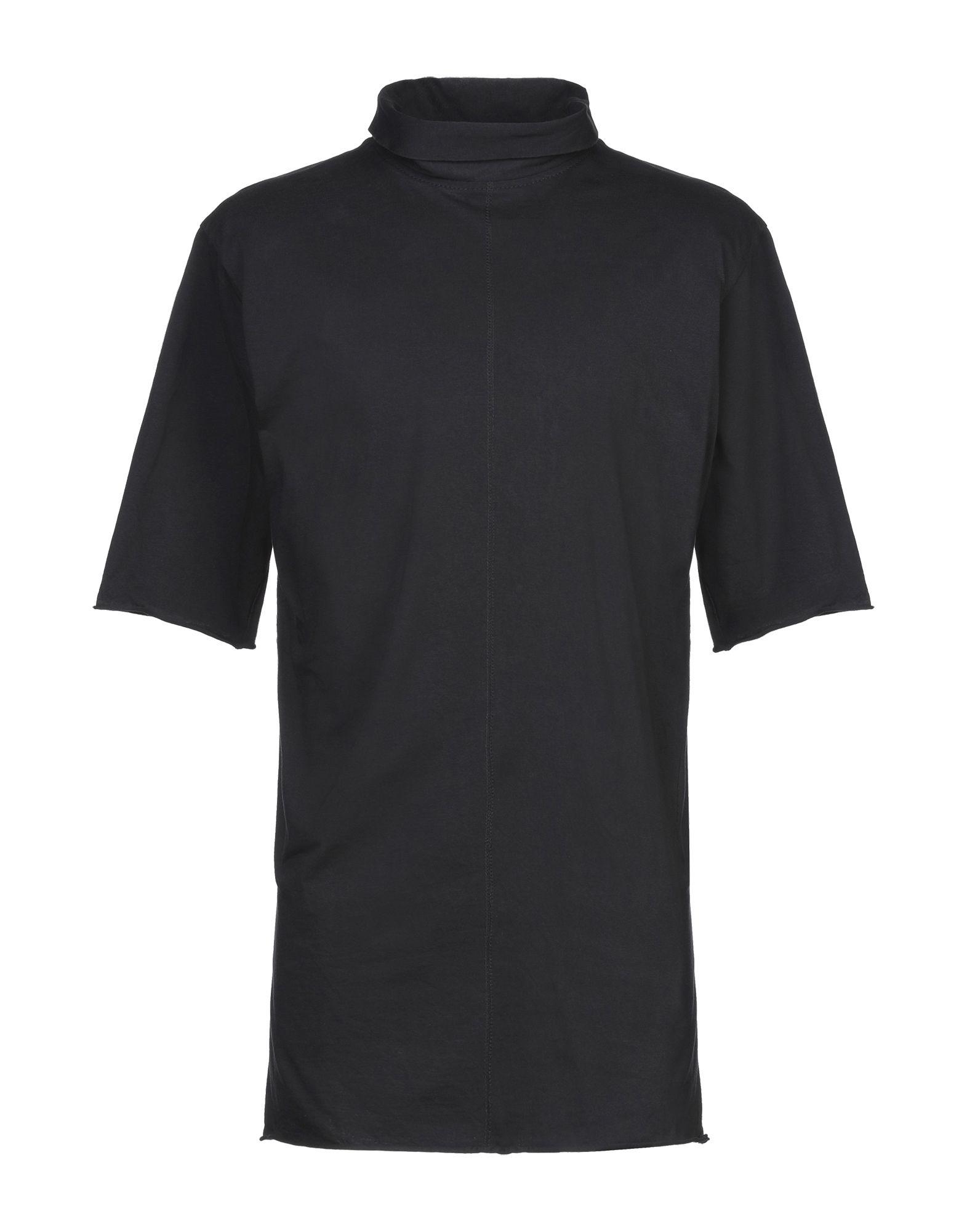 《セール開催中》DARK LABEL メンズ T シャツ ブラック S コットン 100%