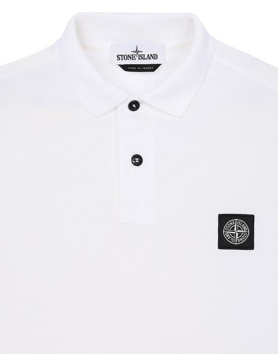 12395753mq - Polo - T-Shirts STONE ISLAND