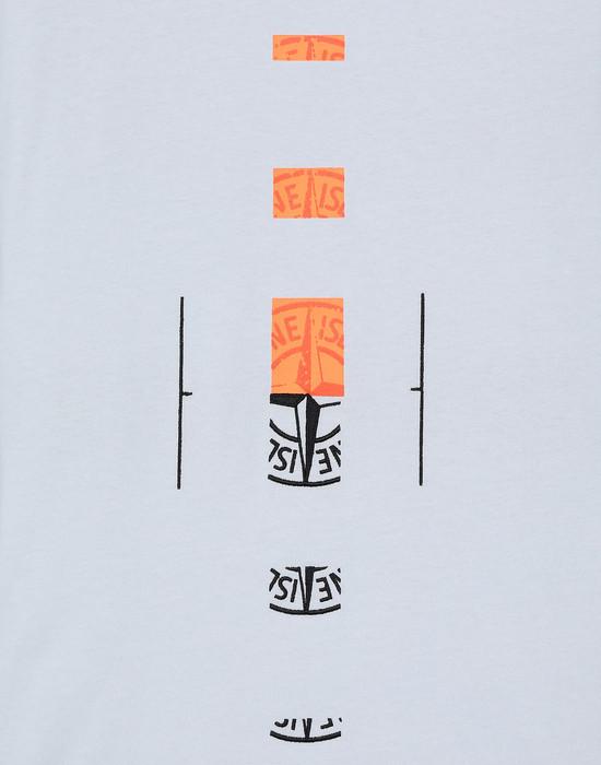 12395766ds - 폴로 - 티셔츠 STONE ISLAND