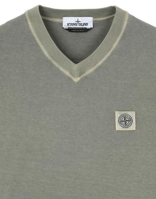 12395769we - Polo - T-Shirts STONE ISLAND