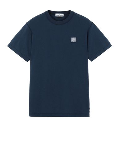 STONE ISLAND 23757 Short sleeve t-shirt Man Marine Blue EUR 109