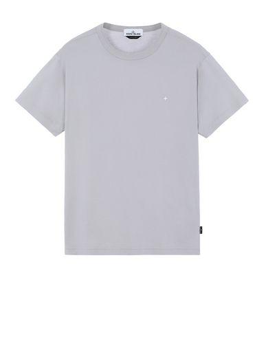 STONE ISLAND 22913 Short sleeve t-shirt Man Dust Grey EUR 83
