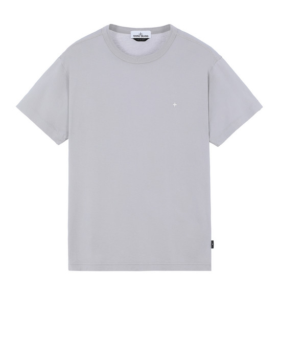 Short sleeve t-shirt Man 22913 Front STONE ISLAND