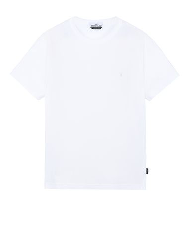 STONE ISLAND 22913 Short sleeve t-shirt Man White USD 109
