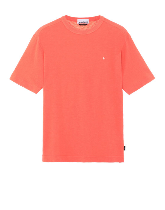 Short sleeve t-shirt Man 22811 Front STONE ISLAND