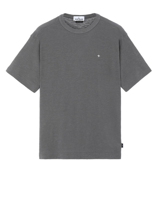 STONE ISLAND 22811 Short sleeve t-shirt Man Blue Grey