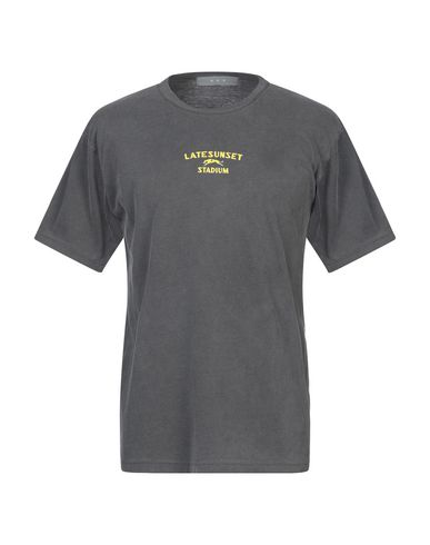 Фото - Женскую футболку GEO свинцово-серого цвета