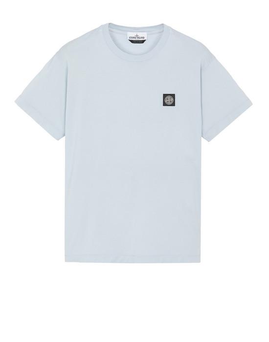 Short sleeve t-shirt Man 24113 Front STONE ISLAND