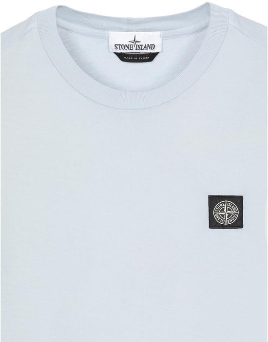 12395919te - Polo - T-Shirts STONE ISLAND