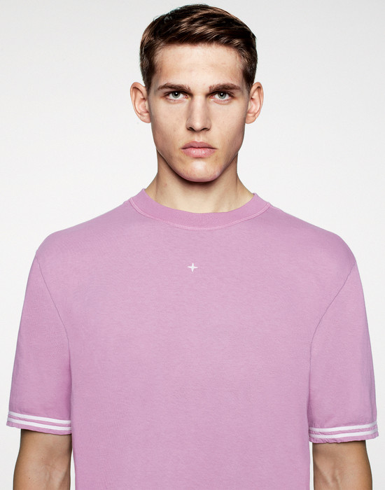 12395936sk - Polo - T-Shirts STONE ISLAND