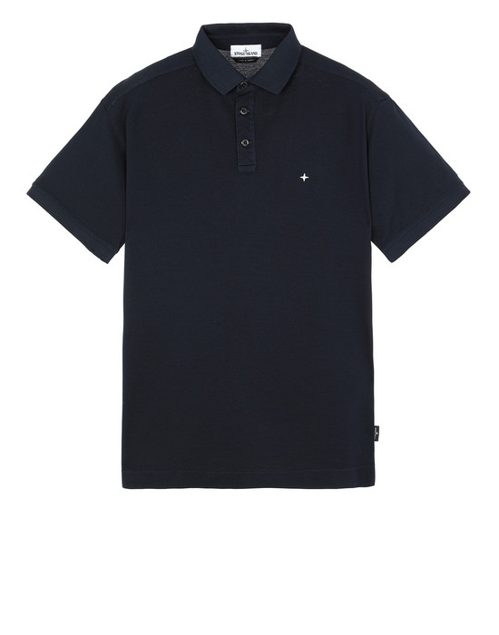 Polo shirt Man 24212 Front STONE ISLAND