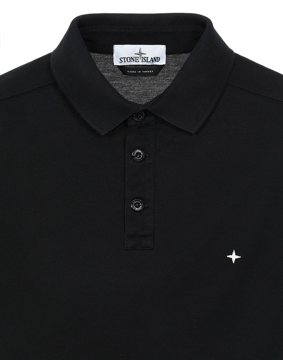 12395944fb - Polo - T-Shirts STONE ISLAND