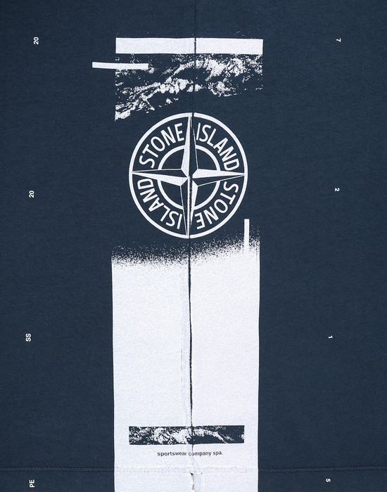 12396006tc - Polo - T-Shirts STONE ISLAND