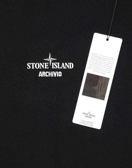 12396011ug - Polo - T-Shirts STONE ISLAND