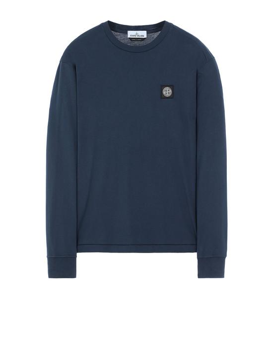 STONE ISLAND 22713 Langärmliges Shirt Herr Marineblau