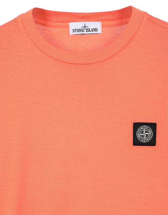 12396016qu - Polo - T-Shirts STONE ISLAND