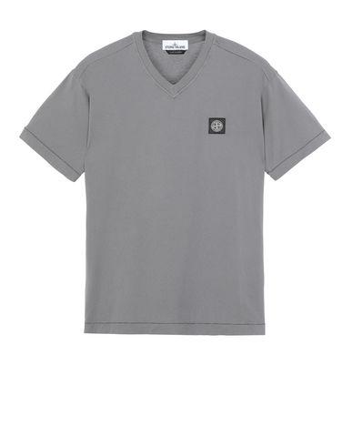 STONE ISLAND 23213 T-Shirt Herr Zinn EUR 76