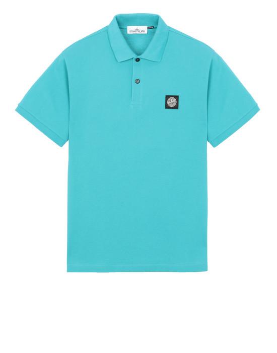 Polo shirt Man 22R39 Front STONE ISLAND