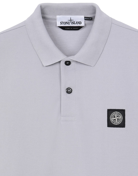 12396035mx - Polo - T-Shirts STONE ISLAND
