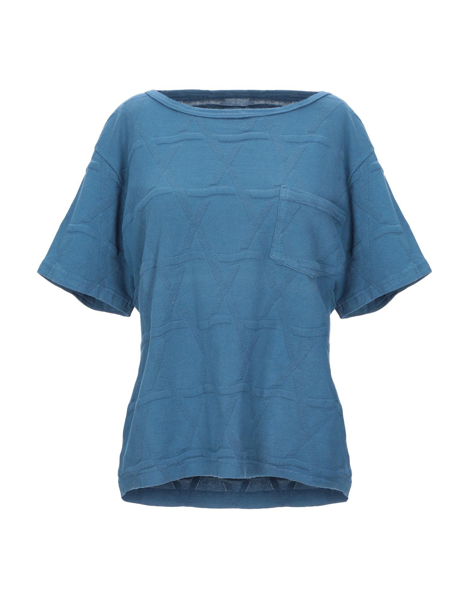 BLUE BLUE JAPAN Футболка hgk 34l blue