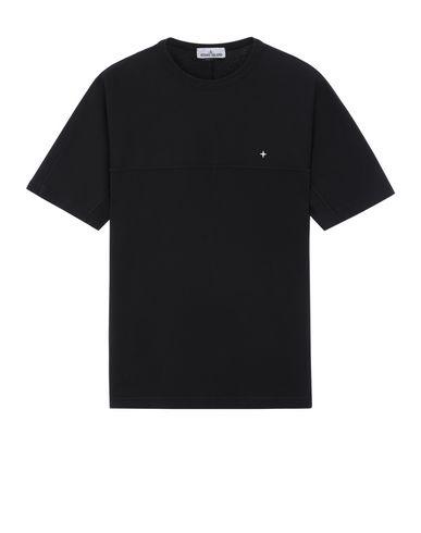 STONE ISLAND 21945 T-shirt manches courtes Homme Noir EUR 146