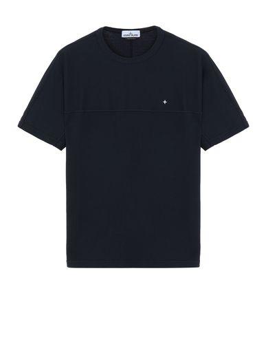 STONE ISLAND 21945 Short sleeve t-shirt Man Blue EUR 95